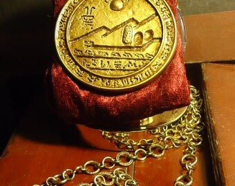 Medallion of the High Priest of Karnac