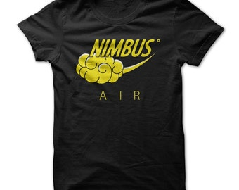 Nimbus Air Shirt - Nimbus Cloud T shirt - Funny Nimbus Air Tees - Weather Watchers - Air Traffic Controller T shirts - Funny T shirts