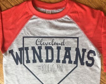 Cleveland WINDIANS Tee