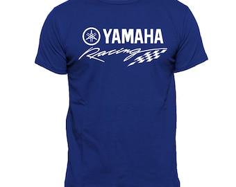 Yamaha Racing T-Shirt | Motocross, MotoX, Moto GP,