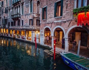 Venice Photography, Italy Photography, Venice Canals, Fine Art Print Italy, Italy Print, Italy Photo, Venice Print, Venice Wall Art