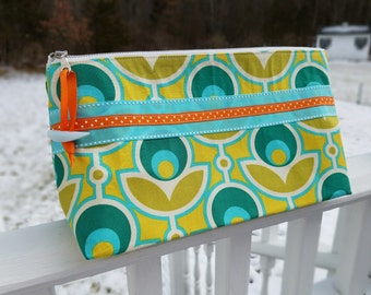 Project Bag~ Knitting Bag~ Cosmetic Bag~ Travel Bag