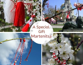 A special gift with every order - Martenitsa
