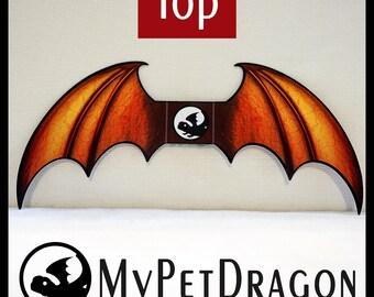 Dragon Wings - Orange
