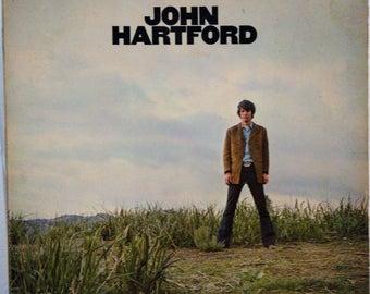 John Hartford S/T Folk Lp Rca Victor LSP-4158
