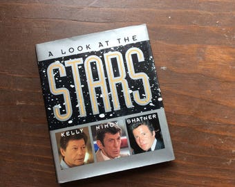 Small Keepsake Book | A Look At The Stars | Star Trek | Gift Book