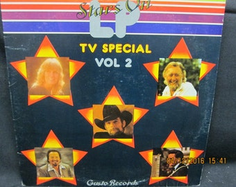 Country Stars On TV Special Vol 2 - Gusto Records 1983