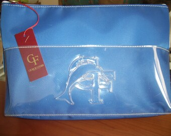Vintage beauty case pouch bag Giorgio Ferri