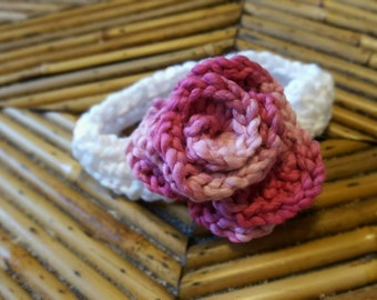 Newborn flower headband