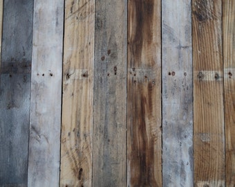 Reclaimed Pallet Boards, Build your own Pallet Furniture!