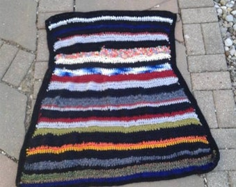 Colorful and Cozy Baby Blanket/Lapghan