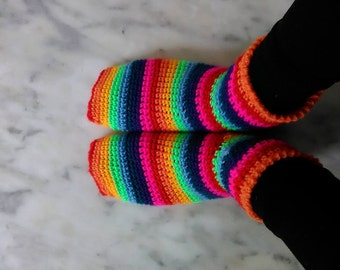 COLOURS HANDMADE SOCKS