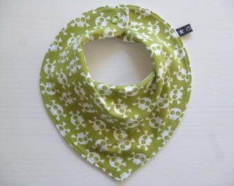 Bandana bib 0-12 months scarf