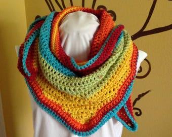 Hug infinity scarf