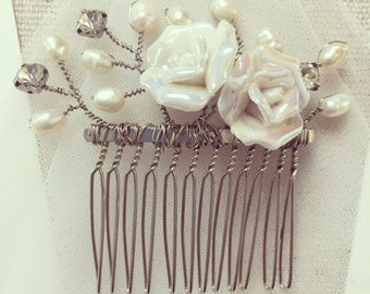 Bridal Hair Comb Wedding Hair Accessory