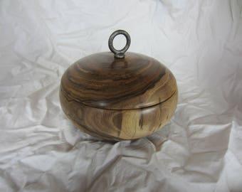 English Walnut Box