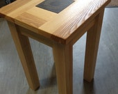 Ash coffee table occasional table bedside table