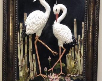 Lovely Storks
