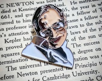 POP Science Enamel Pin - Stephen Hawking