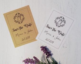 NEW! Rustic wedding save the date, custom save the date, personalised wedding save the date cards, save the date, wedding invitations