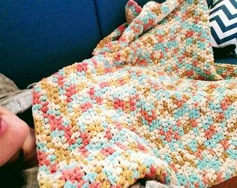 Giant Fleece Blanket