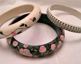 Trio bracelet vintage