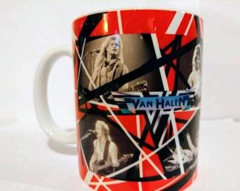 Van Halen coffee mug