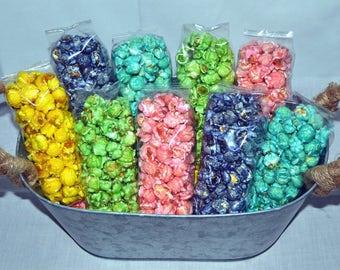 Gourmet Popcorn Party Favor Bags (set of 20)