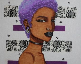 Violette (Original)