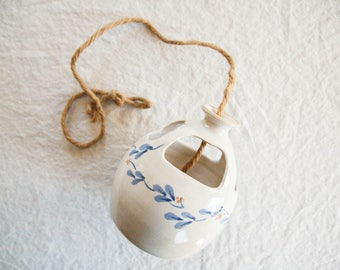 Vintage Ceramic Hanging Planter