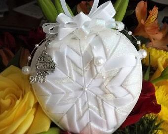 Remembrance Heart Ornament