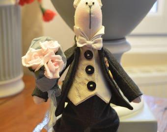 Doll-rabbit Georges