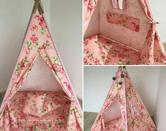 Play tent Goggly rose wonders bundle