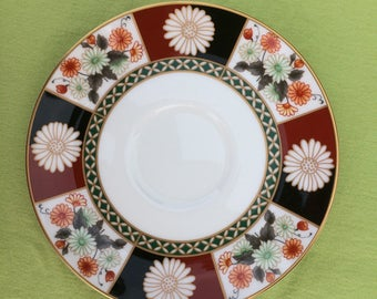 Saucer - Mikasa in Shogun A6851 Bone China Narumi Japan