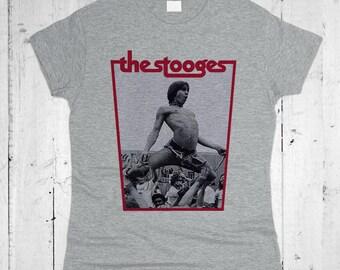 The Stooges Iggy Pop Women T-shirt