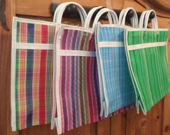 Market Bag, Wholesale, Beach Bag, Bolsa de Mandado, Multi use bags, Bolsas de Mandado, Recyclable bags
