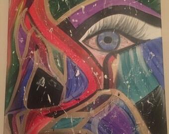 Original Painting by Alisha Anglin