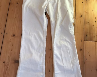 Immaculate vintage Levis corduroy trousers