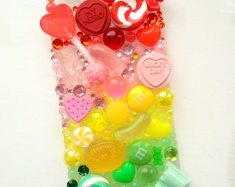 4 Colour Sweets Decoden Phone Case