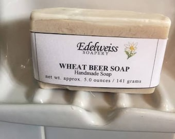 Wheat Beer Soap