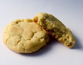 Vanilla Bean Turbinado Sugar Cookie