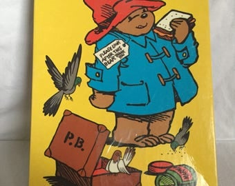 1988 100 Piece Paddington Bear Puzzle!