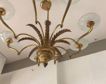 chandelier gio ponti