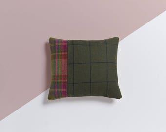 Decorative Pillow, Green Cushion, Small cushion, New Home Gift, Housewarming Gift, Scatter Cushion, Decorative Cushion,