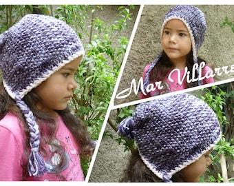 "Hat model ""Lily"""