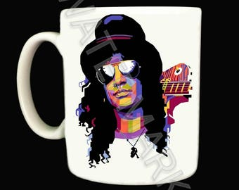 Slash Mug Mugs . Guns and n Roses