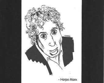Harpo my son the folk swinger