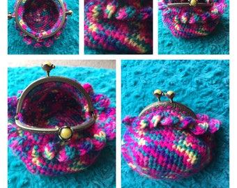 Cute little coin purse
