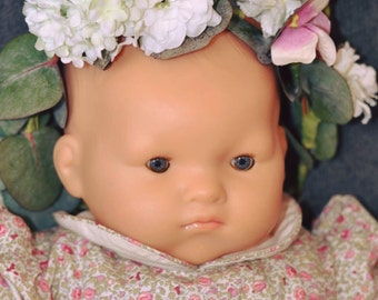 Pastel baby Crown