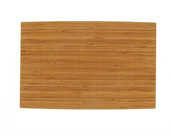 Blank Bamboo Cutting Boards Bulk Ready for Engraving.